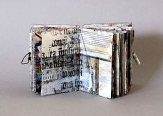 Like i said by linda welch 북아트, art journal pages, 예술 저널, 여행 일기, junk journ Collage Book, Book Art, Painting Collage, Collage Artists, Paper Book, Paper Art, Art Journal Pages, Art Journals, Travel Journals