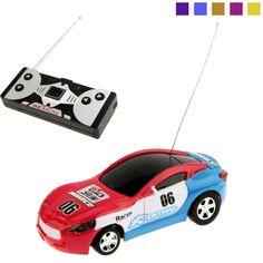 Mini Racing Car with Radio Control (Random Color Delivery)