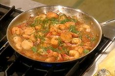 Get Rachael Ray's Venetian Shrimp and Scallops Recipe from Food Network