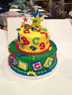 abc cake - Abc Cake Decorating