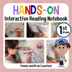 Interactive Reading Notebook First Grade Common Core