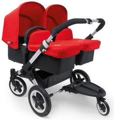 Bugaboo Donkey Twin Stroller- LOVE IT!!