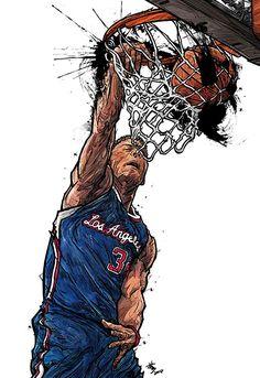 A visual review of this NBA season via 17 inspired illustrations of Korean artist MinSuk Kim (김민석). ~ http://bit.ly/1G6bmKa