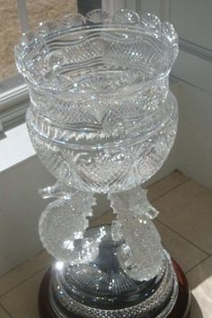 Waterford Crystal in the Bishop's Palace, Waterford, Ireland