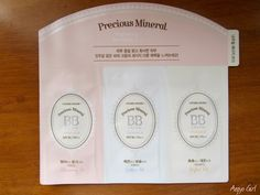 The Beauty Sweet Spot: REVIEW: Etude House Precious Mineral BB Cream (SAM...
