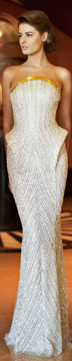 Because of the edginess of the dress, it demonstrates harmony because it…