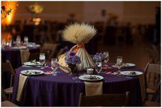 Wheat Wedding Centerpiece