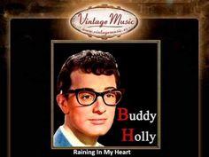 Buddy Holly, 'Raining In My Heart' (VintageMusic.es) via YouTube - Music Video