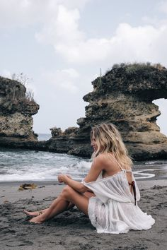 Island hoping with Lucy Williams of Fashion Me Now + Plus WIN a £500 gift card | Free People Blog #freepeople