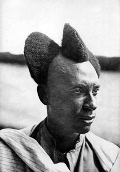You might think that your hair looks pretty fly, but chances are it's nothing compared to the Amasunzu. It's a traditionally Rwandan hairstyle that was once worn by men, as well as by unmarried women in order to indicate to potential suitors that they were single and of marriageable age.