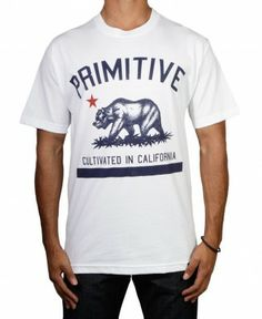 Primitive - Cultivated Vintage T-Shirt - $28