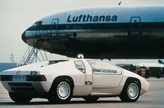 1978 Mercedes-Benz Study CW311