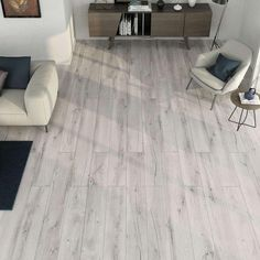 Mumble G wood Effect Tile  Mumble collection. Porcelain tiles with a highly realistic rustic wood pattern, they come in a 16×90, 20x120cm and 23x180cm format in a choice of four different colours (aged oak, French oak, walnut and brushed oak). Foresta Mumble also features a décor, Barcelos, with inserts inspired by handcrafted ceramic tiles.