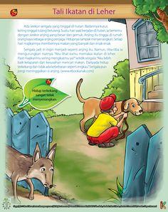 Serigala Kurus dan Anjing Penjaga yang Gemuk Stories For Kids, Way Of Life, Prince Harry, Kids And Parenting, Storytelling, Diy And Crafts, Dan, Pikachu, Activities