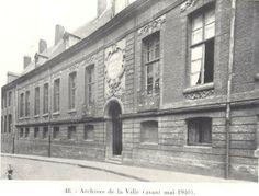 Archives de Tournai 1939