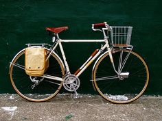 1977 Raleigh Grand Prix roadster - sexy and practical, all at the same time.