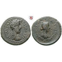 Römische Provinzialprägungen, Pontos, Amaseia, Commodus, Bronze Jahr 190 = 187-188, ss: Commodus 177-192. Bronze 32 mm Jahr 190 =… #coins