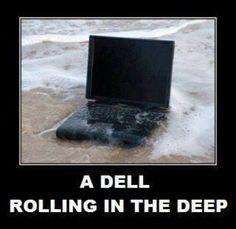 haha corny but funny