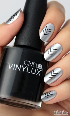 Festival season is still in full swing LuLu*s loves, so don't miss your chance to rock this front-row worthy Metallic Tattoo Nail Tutorial!
