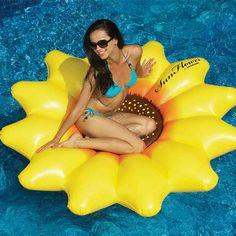 /Jumbo Taille 5/pieds fantaisie Place g/éant gonflable Ballon de plage piscine jouet pour enfants et adultes/ 152,4/cm