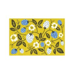 Strawberry Blue single cards from Fawnsberg, now in at Rock Paper Scissors A2! www.rockpaperscissorsshop.com