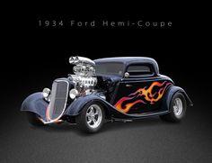 American Hot Rod | Pro Street 3 Window Coupe - Denali Motorsports