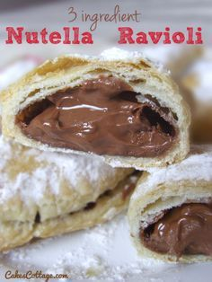 1000+ images about Nutella recipes on Pinterest | Nutella, Nutella ...