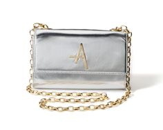 The A bag in Silver