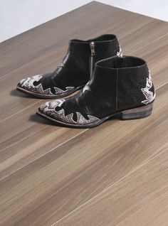 Bota Long Laynez negro