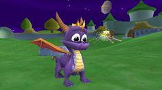 Screenshot Thumbnail Media File 1 For Spyro
