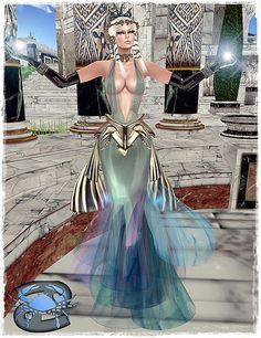 Cancer Goddess