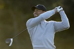 SAN DIEGO (AP)(STL.News) — With the Pacific Ocean behind him, Tiger Woods drew back his driver and sent it soaring across the blue sky Wednesday at Torrey Pines.    Watching from 50 yards away was Jay Monahan, the new commissioner of the PGA To...