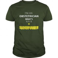 nice Obstetrician T-shirt thing