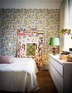 Söndag, Stockholm, Östermalm. Cilla Ramnek via Residence Magazine