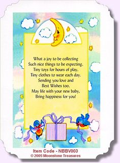 New baby girl verse nbgv002 card sentiments pinterest verses new baby boy greeting card verses m4hsunfo