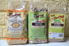 Don't be surprised that Amanda @minutritionist is having a #giveaway from @BobsRedMill! Bob's Red Mill Products