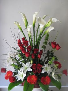 "Apart from happy occasions like Birthday and Wedding etc., it is customary for centuries in British tradition, to make use of ""Funeral Flowers"" to express grief. Description from pinterest.com. I searched for this on bing.com/images"