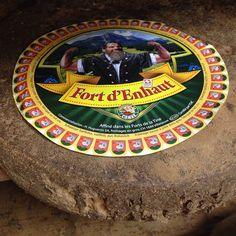Fromage de Rungis : fromage suisse Fort d'en haut au Lait cru
