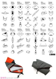 Furoshiki by Origamiearte ... wrapping ideas
