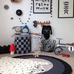 Boys room by Little Dwellings, a Sydney based designer.