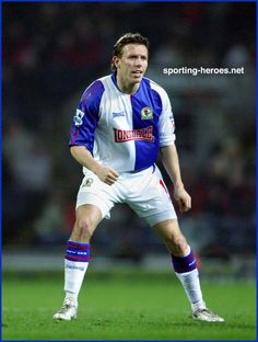 Craig BELLAMY Blackburn Rovers FC