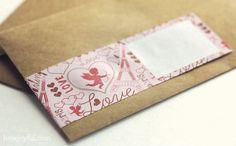 How Joyful | Free – Valentine's wrap-around labels