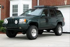 1997 Jeep Grand Cherokee - Buford, GA owned by Ajeeper Page:1 at ...