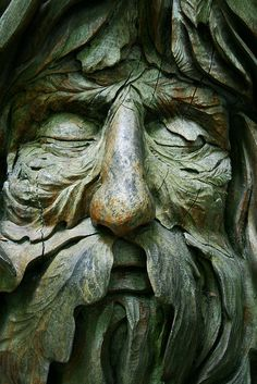 Forest of the Green Man