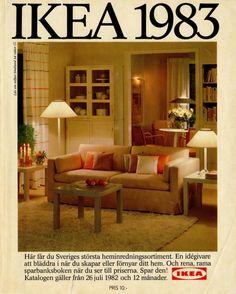 IKEA 1983 Catalogue couverture 642x800 Toutes les couvertures des catalogues IKEA ( 1951   2014 )