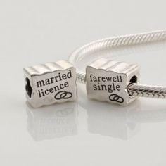 Pandora Wedding Charms, Pandora Beads, Pandora Bracelet Charms, Pandora Jewelry, Silver Charms, Silver Beads, Pandora Collection, Letter Charms, Back To Nature