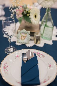 The details of Josie and Ben's wedding day couldn't have been anymore perfect. Farm Wedding, Wedding Day, Wedding Dress, Beautiful Table Settings, Tablescapes, Initials, Bouquet, Tie, Table Decorations