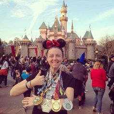 I Went from Finishing Last In a Marathon to Running 53 Races a Year - Shape.com