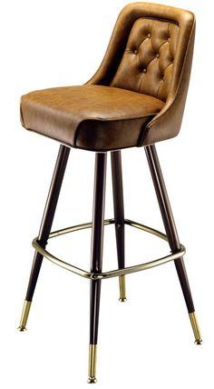 Bar Stool - 2520 | Bucket Bar Stools | Bucket Counter