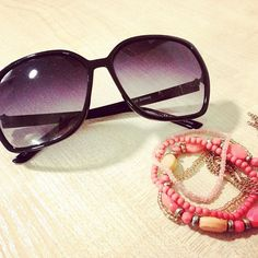How do you style these together? Check out my blog for some ideas! :) classyclassicals.wordpress.com #fashion #sunglasses #whattowear #bloggers #trendy #fashioninspiration #shades #fashionista #wirejewelry #fashionoftheday #styleblog #my #summer #fashionbloggers #shuxian #shuxiantan #classyclassicals